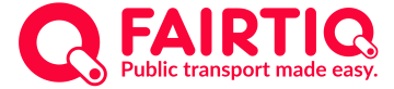 FAIRTIQ's logotype.