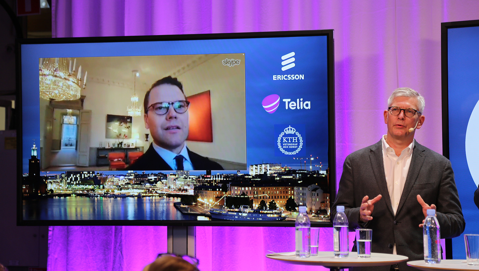 Sweden's first 5G network is live at KTH Royal Institute of